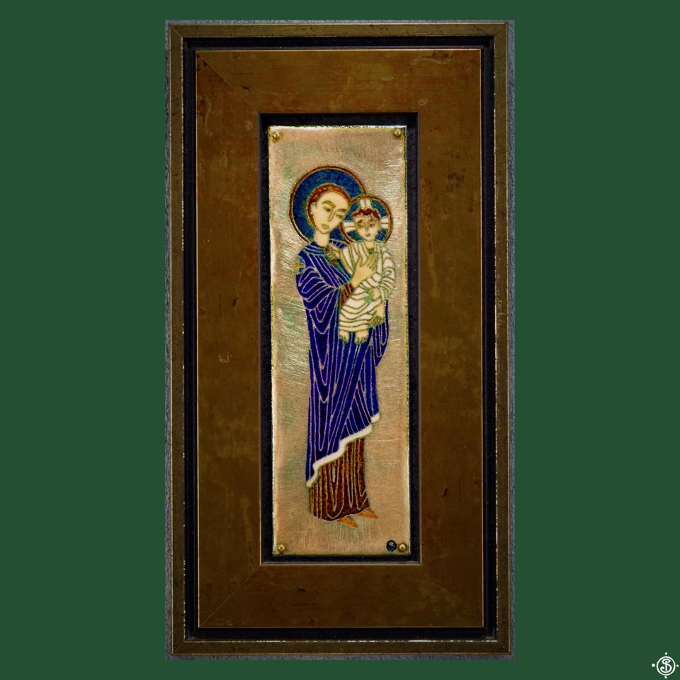 Bizánci Madonna