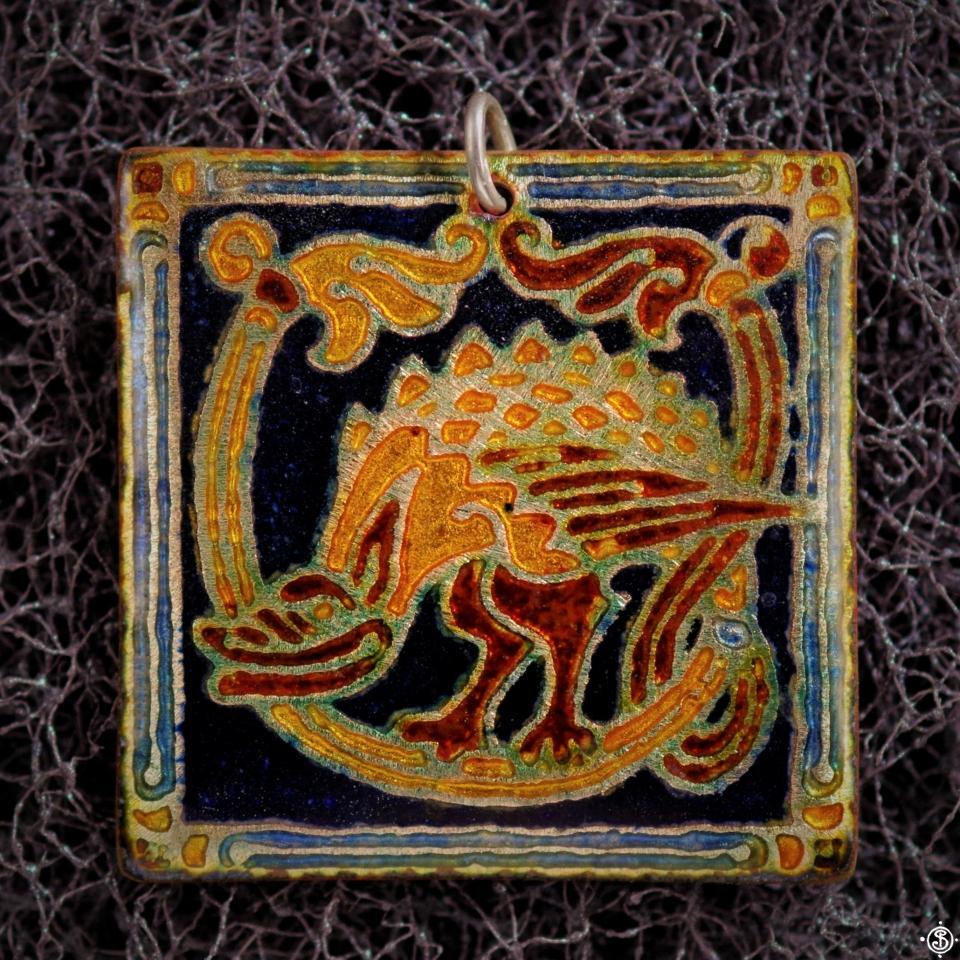 Jáki bajűző sárkányka